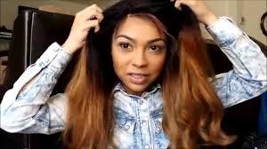 1st impression uniwigs com cl0457 ombre lace front wig youtube
