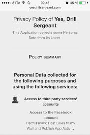 privacy policy for apps guide u0026 templates