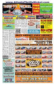 nissan armada jonesboro ar thrifty nickel atlanta south edition 11 5 15 by atlanta thrifty