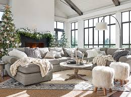 What Design Style Is Pottery Barn Living Room Furniture Pottery Barn