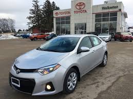 toyota corolla for rent thrifty rentals walkerton toyota