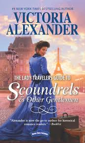 victoria alexander author of the lady travelers guide to