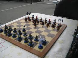 star wars chess sets murdock s marauders trading post star wars chess set