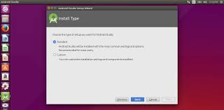 how to install android studio how to install android studio in ubuntu ostechnix
