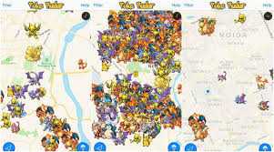 find maps apps that can help you locate pokémon nearby the indian express