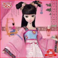 cute pink chinese princess kurhn doll http bonbonbunny