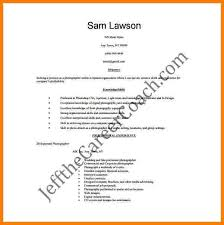 photographer resume template 12 photographer resume template professional resume list