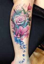 best 25 watercolor foot tattoo ideas on pinterest watercolor