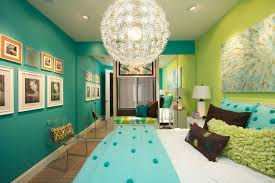 Turquoise Bedroom Decor Ideas by Room Makeover San Diego Interior Designers