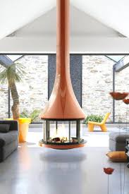 fireplace stunning fireplace hanging from ceiling for living