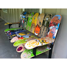 skateboard chairs skateboard bench us house and home real estate ideas
