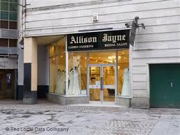 bridal shops cardiff allison jayne on the friary groom shops in cardiff bay