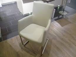 Esszimmerst Le Leder Design Möbel A Karmann Wemding Freischwinger Sessel Varese 100