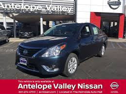 nissan innovation that excites logo new nissan versa palmdale ca
