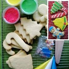 Christmas Cookie Decorating Kit Sweeteverafter Cn
