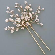 bridal hair pins wedding hair accessories combs hairpins headbands vines
