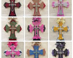 wall decor crosses decorative cross painted wooden cross wooden decor