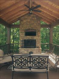 Covered Porch by Screened Rooms And Covered Porches And Decks Custom Decks