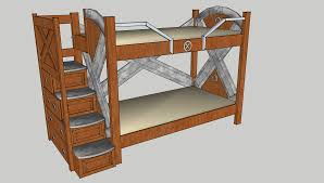 Universal Bunk Beds How To Build Bunk Bed Rail Foster Catena Beds