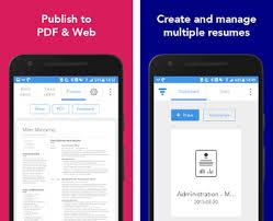 Resume Builder App Visualcv Resume Builder Apk Download Latest Version 2 5 0 Com