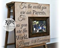parents anniversary gift ideas best 25 parents anniversary gifts ideas on