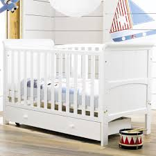 How To Convert Crib To Daybed by Baby Crib With Upholstered Headboard Baby Crib Design Inspiration