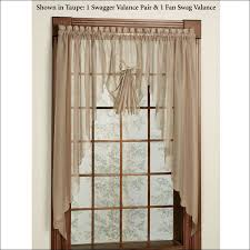 Cheap Valances Living Room Awesome Hanging Curtains Glass Door Curtain Rods Red