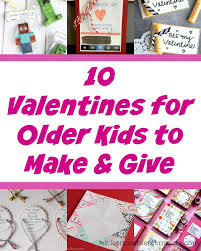 valentines for kids 10 valentines for kids to make and give