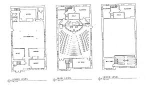 church floor plans free designs free floor plans ifmore
