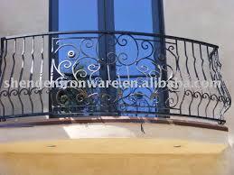 ornamental elegant wrought iron balcony railing buy wrought iron