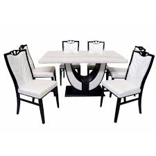 hb philippines 6 seater marble dining set lazada ph