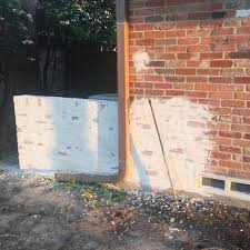 mortar smear german smear exterior of home how to and pictures