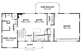 Cabin Blueprints Free Home Plans Ranch Rambler House Plans Ranch House Floor Plans
