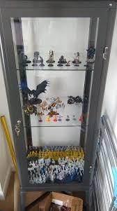 ikea fabrikor ikea fabrikor glass display cabinet in northwich cheshire gumtree