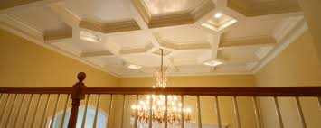 Decorative Ceilings Ceiling Treatments Decorative Ceiling Moldings Coffered Ceilings