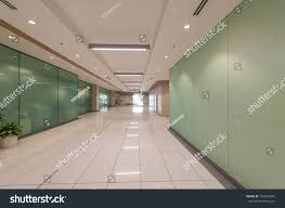 Modern Lobby Perspective Modern Lobby Hallway Five Stars Stock Photo 187856426