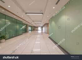 Modern Lobby by Perspective Modern Lobby Hallway Five Stars Stock Photo 187856426