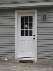 Exterior Door With Window Exterior Doors Boston Ma Northshore Window And Siding 800