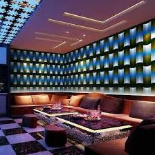 3d bars wallpapers 3d backdrop modern abstract entertainment wallpaper cafe bar