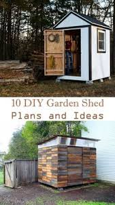 creating the perfect garden shed gardens house and backyard