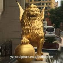 gold lion statue gold lion statue gold lion statue suppliers and manufacturers at