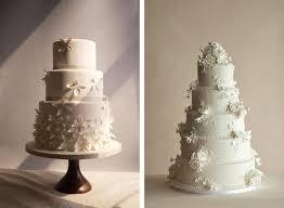 Decoration Fondant Cake Elegant Fondant Wedding Cakes Mywedding