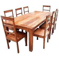 wood dining room sets solid oak dining table and chairs wooden dining room tables and