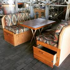 Rv Dinette Booth Bed Rv Dinette Sets
