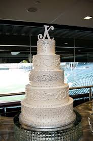 wedding cakes dallas gorgeous 3 tiered wedding cake with roses set perfectly