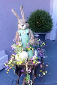 Easter Bunny Decoration Craft by 217 Best Cutest Sisal Bunny Rabbits Images On Pinterest Bunny