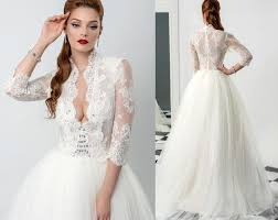 2015 wedding dresses vintage lace 2015 wedding dresses applique sleeves bridal
