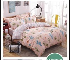 Low Price Duvet Covers Compare Prices On Pink Plaid Comforter Online Shopping Buy Low