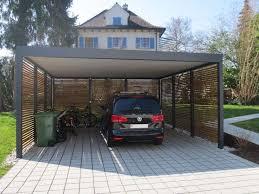 design carport holz die besten 25 carport mit abstellraum ideen auf