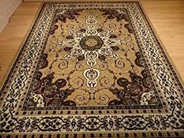 6 X 8 Area Rug Amazon Com Beige Persian Rug Oriental Rugs Living Room Carpet